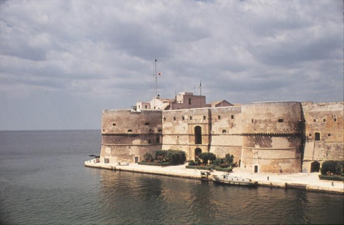 1959: il porto di Taranto